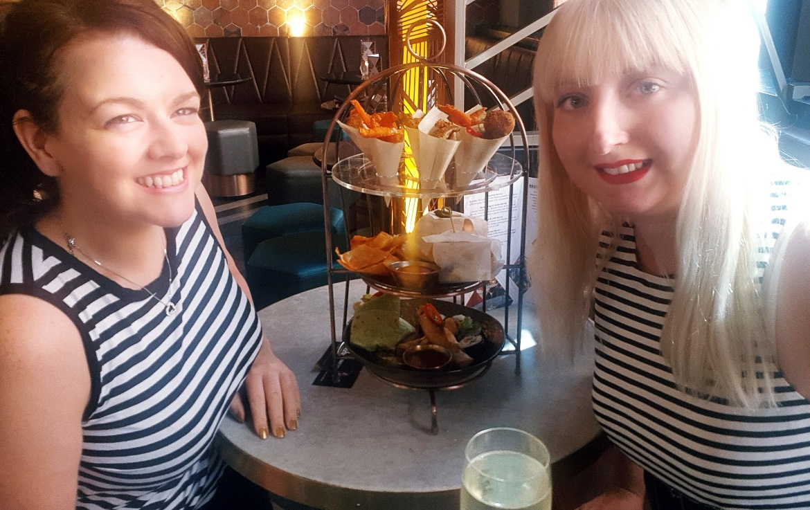 Dirty Martini bottomless brunch - July and August 2018 Monthly Recap by BeckyBecky Blogs