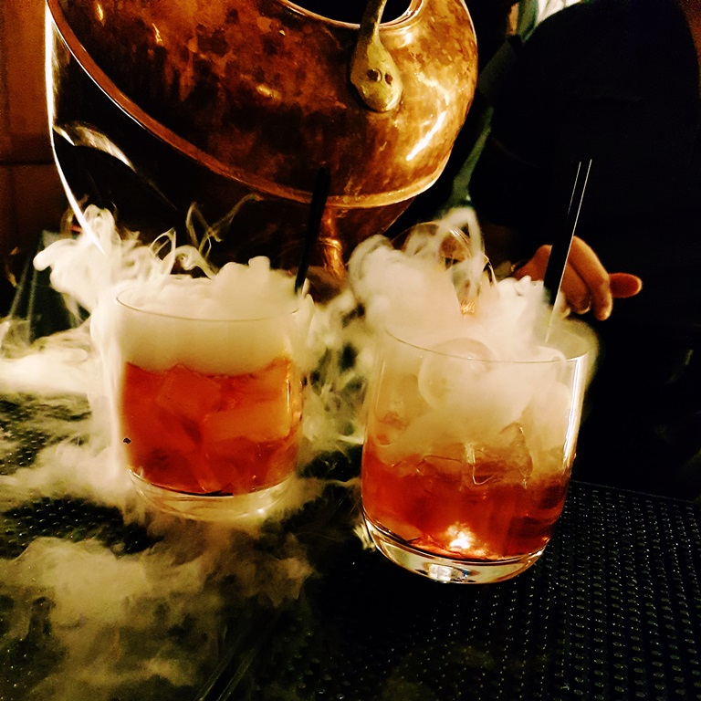 Lady Loire by The Alchemist at the Cocktail Experience Leeds - Review by BeckyBecky Blogs