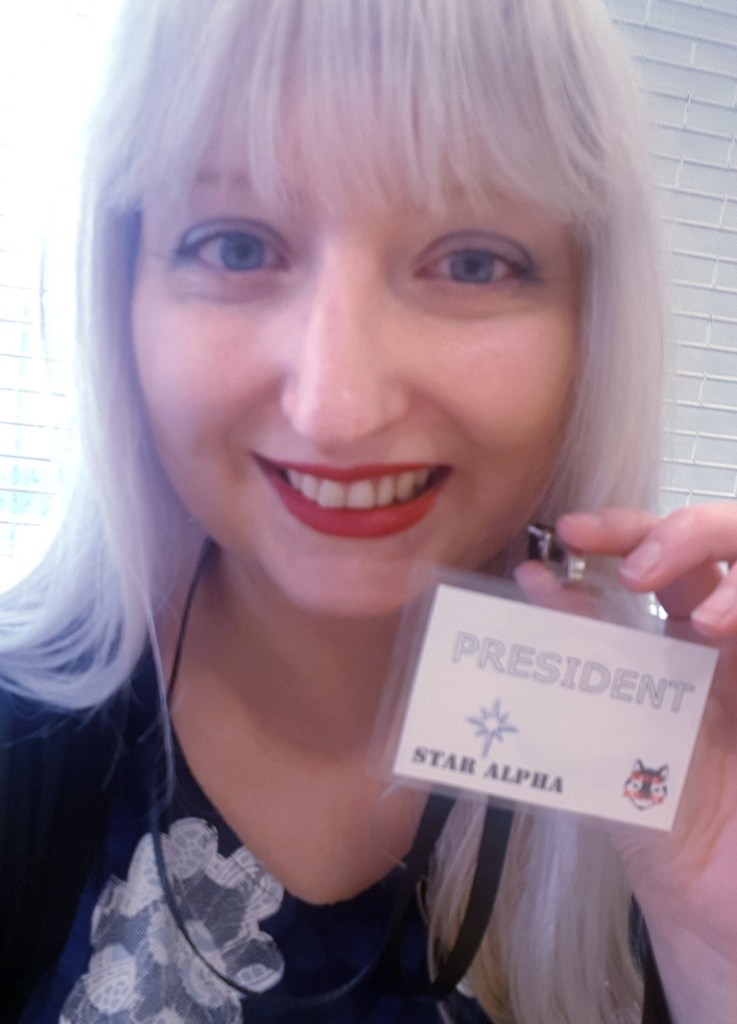 President Wolf - Den of Wolves megagame after action report by BeckyBecky Blogs
