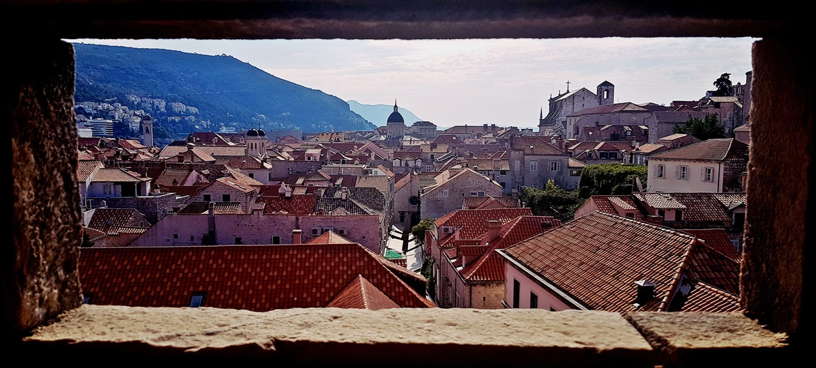 Dubrovnik City Walls - Croatia in Photographs by BeckyBecky Blogs