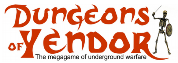 The Dungeons of Yendor Megagame