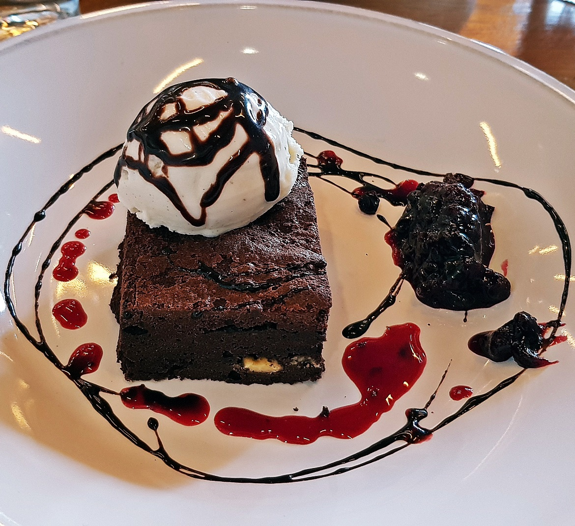 Brownie - Bottomless Brunch at East 59th, Leeds Restaurant Review by BeckyBecky Blogs