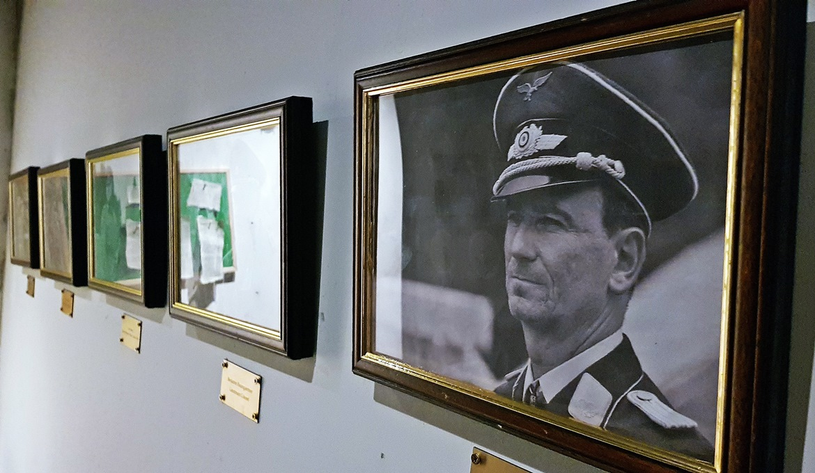Photos of soldiers - Our Finest Hour, escape room by Escape Hunt Leeds, review by BeckyBecky Blogs