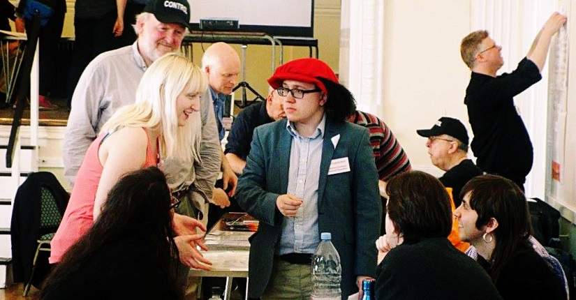 Megagame: The Other Side of History at Foxes and Devils
