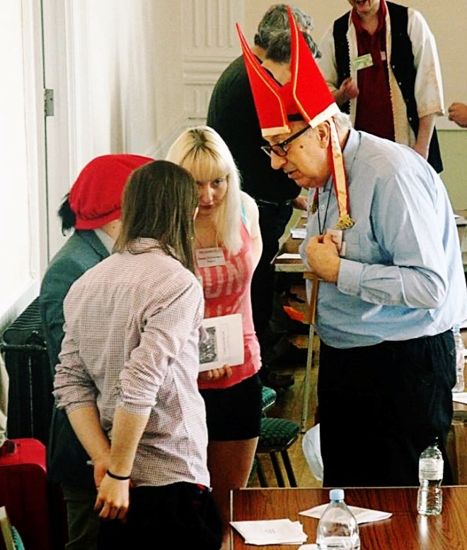The Hapsburgs with Wolsey at Foxes and Devils megagame - After Action Report by BeckyBecky Blogs