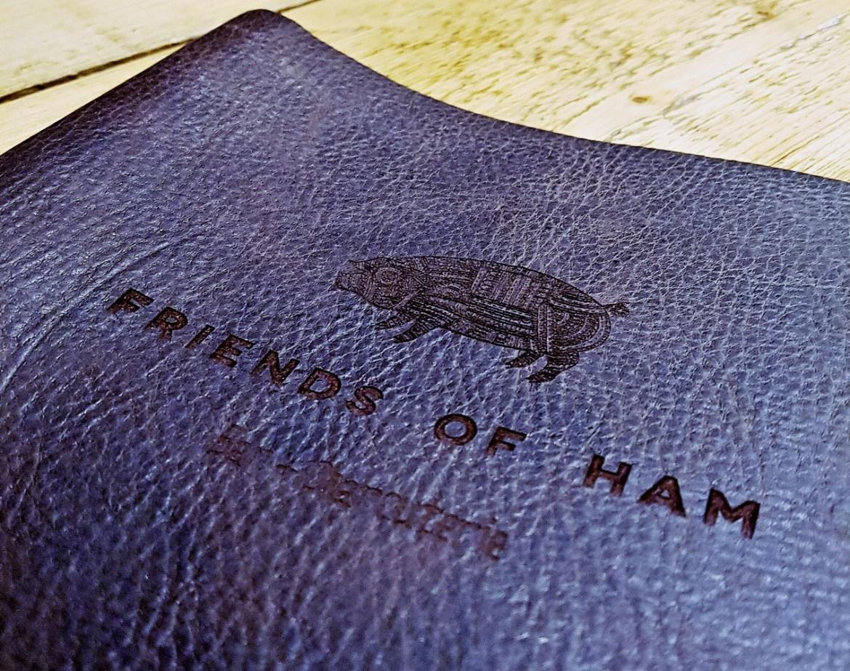 Friends of Ham menu for restaurant review