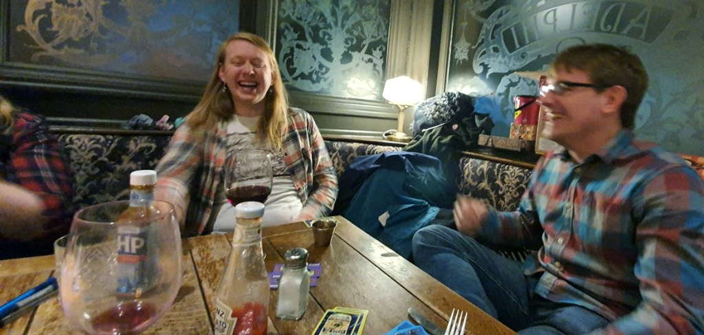 Fun at the Adelphi - Happy birthday feat board games and giffgaff by BeckyBecky Blogs