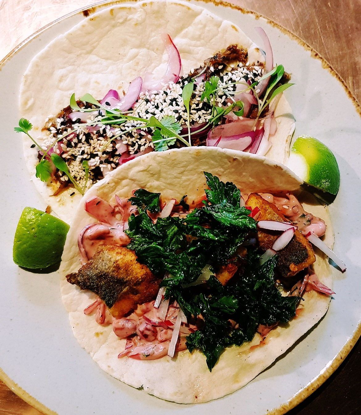 Tacos at The Great Gatsby, Sheffield - January 2018 Monthly Recap by BeckyBecky Blogs