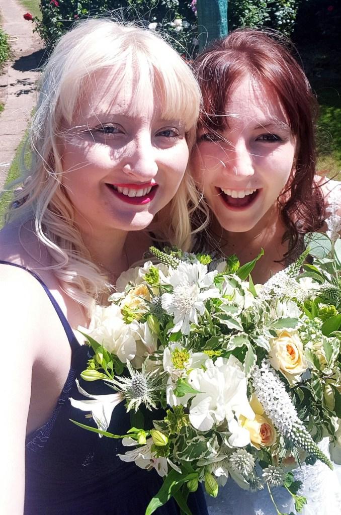 Keeleigh - My Bride Control Team by BeckyBecky Blogs