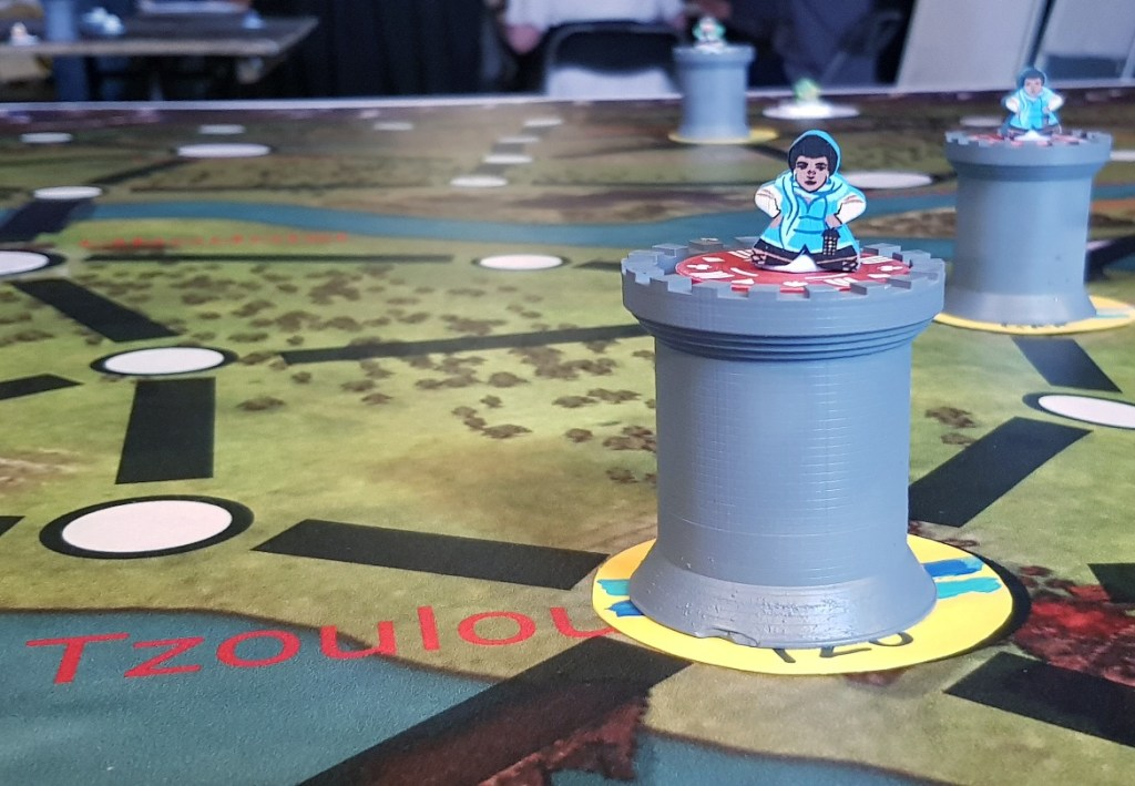 Tzoulou - Kingdom of Seasons megagame report by BeckyBecky Blogs - Kingdom of Seasons megagame report by BeckyBecky Blogs