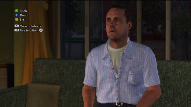 Interrogations in L.A. Noire