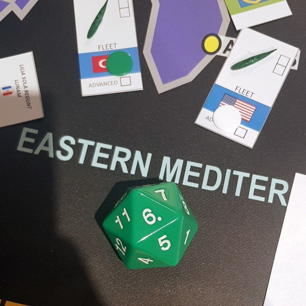 Roll a d20, get a 6 - Lights in the Sky Megagame Report by BeckyBecky Blogs
