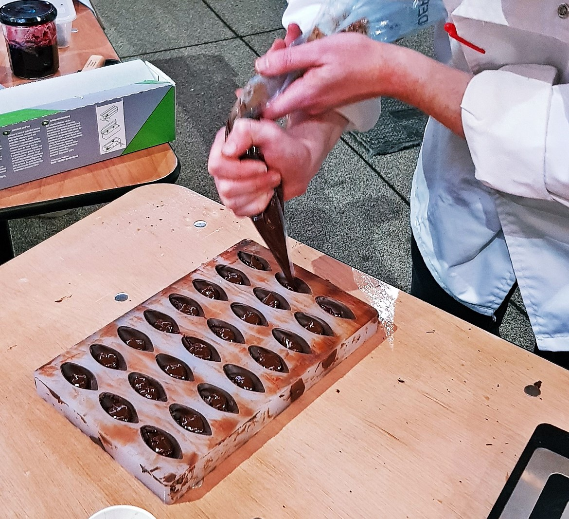 Chocolate making with Tyto Leodis, part of Leeds Indie Food Festival - May 2018 Monthly Recap by BeckyBecky Blogs