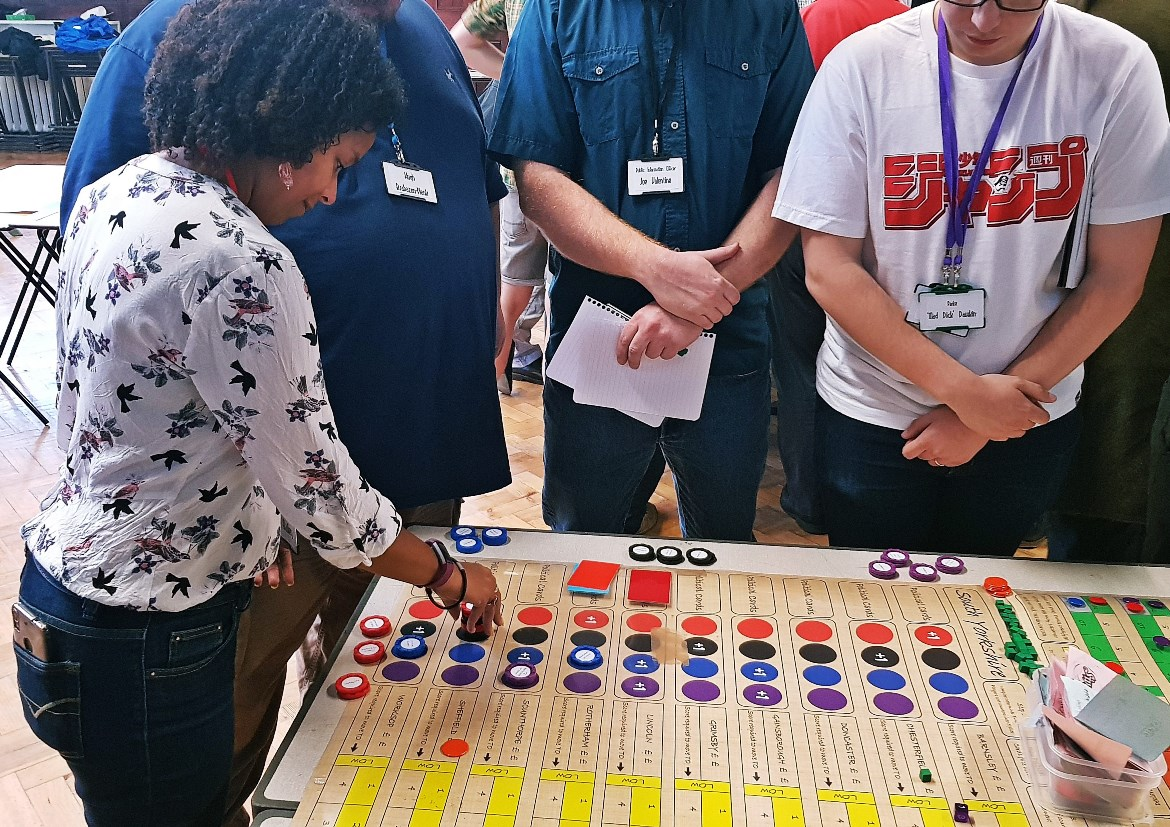 Very British Civil War Megagame - May 2018 Monthly Recap by BeckyBecky Blogs