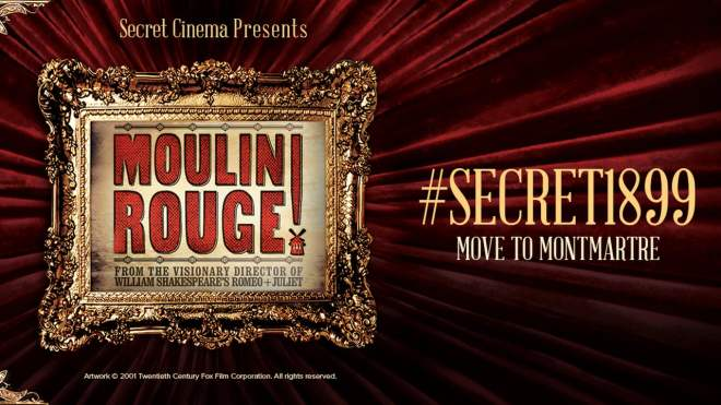Secret Cinema Presents Moulin Rouge - Spoiler Free Secret Cinema tips by BeckyBecky Blogs