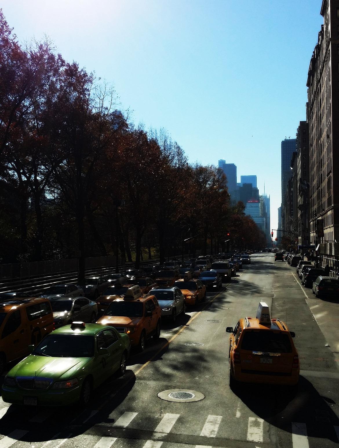 Upper West Side - New York New York, travel blog by BeckyBecky Blogs
