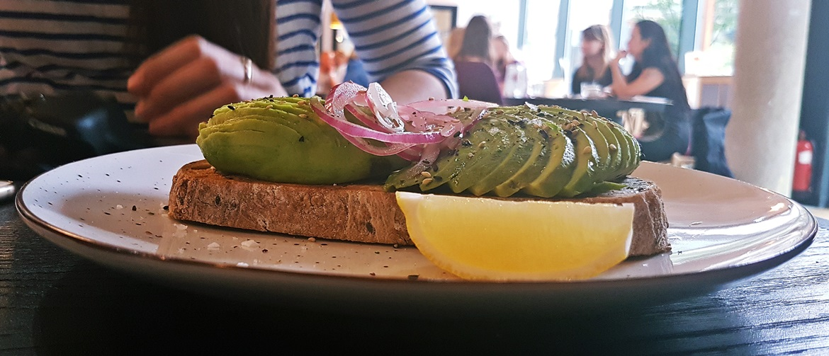 Avocado on toast - Review of North Star Coffee Shop by BeckyBecky Blogs