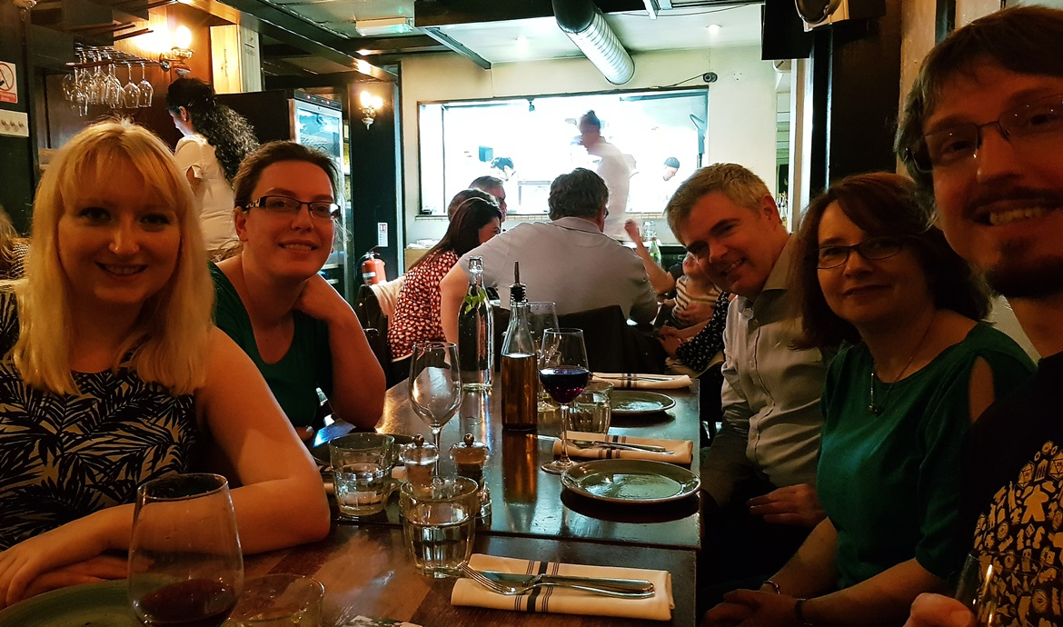 Birthday Meal at Bar Remo - October Monthly Recap by BeckyBecky Blogs