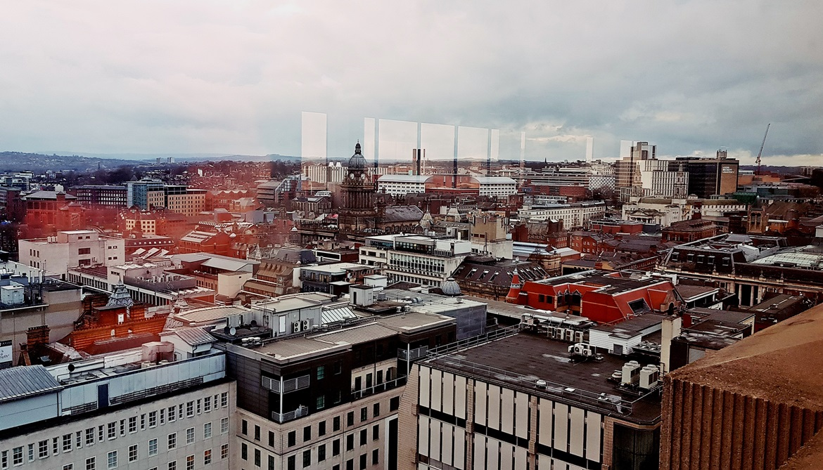 View from the Pinnacle building - The Lucky Ones, immersive theatre experience by Riptide Leeds, review by BeckyBecky Blogs
