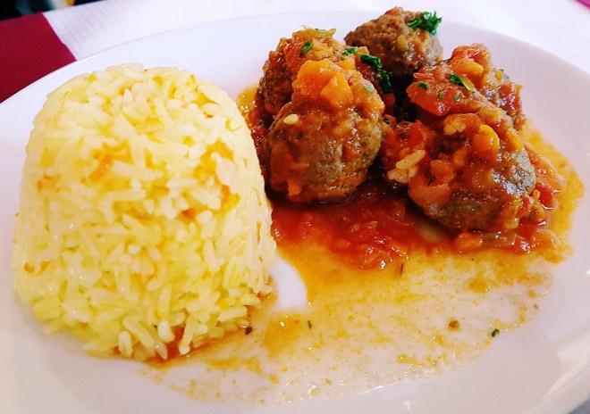 Albondigas - Rocio Restaurant Review