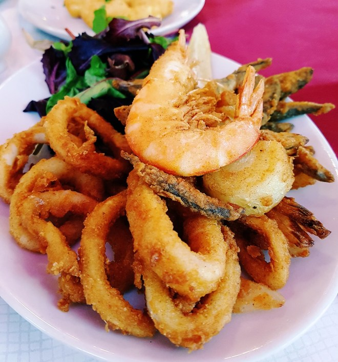 Frutes del mar - Rocio Restaurant Review
