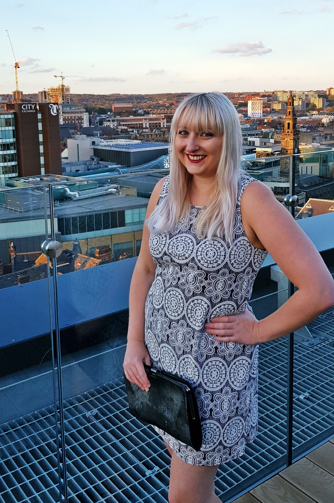 Rooftop of Platform at the Lucky Ones launch by Riptide - September 2018 Monthly Recap by BeckyBecky Blogs