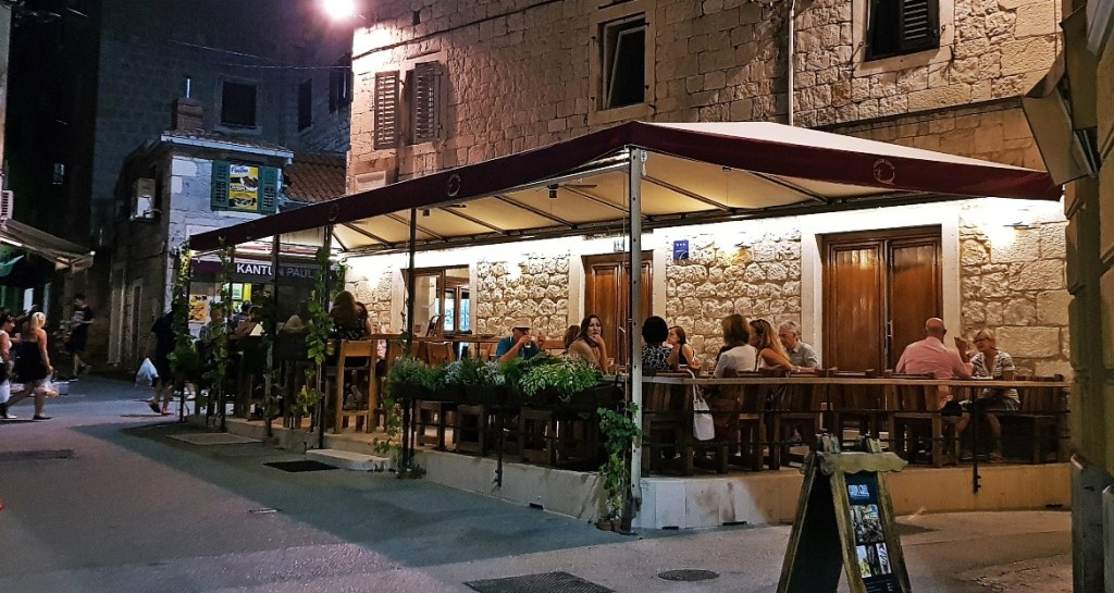 Galija - Eating Split, Croatia Travel blog by BeckyBecky Blogs
