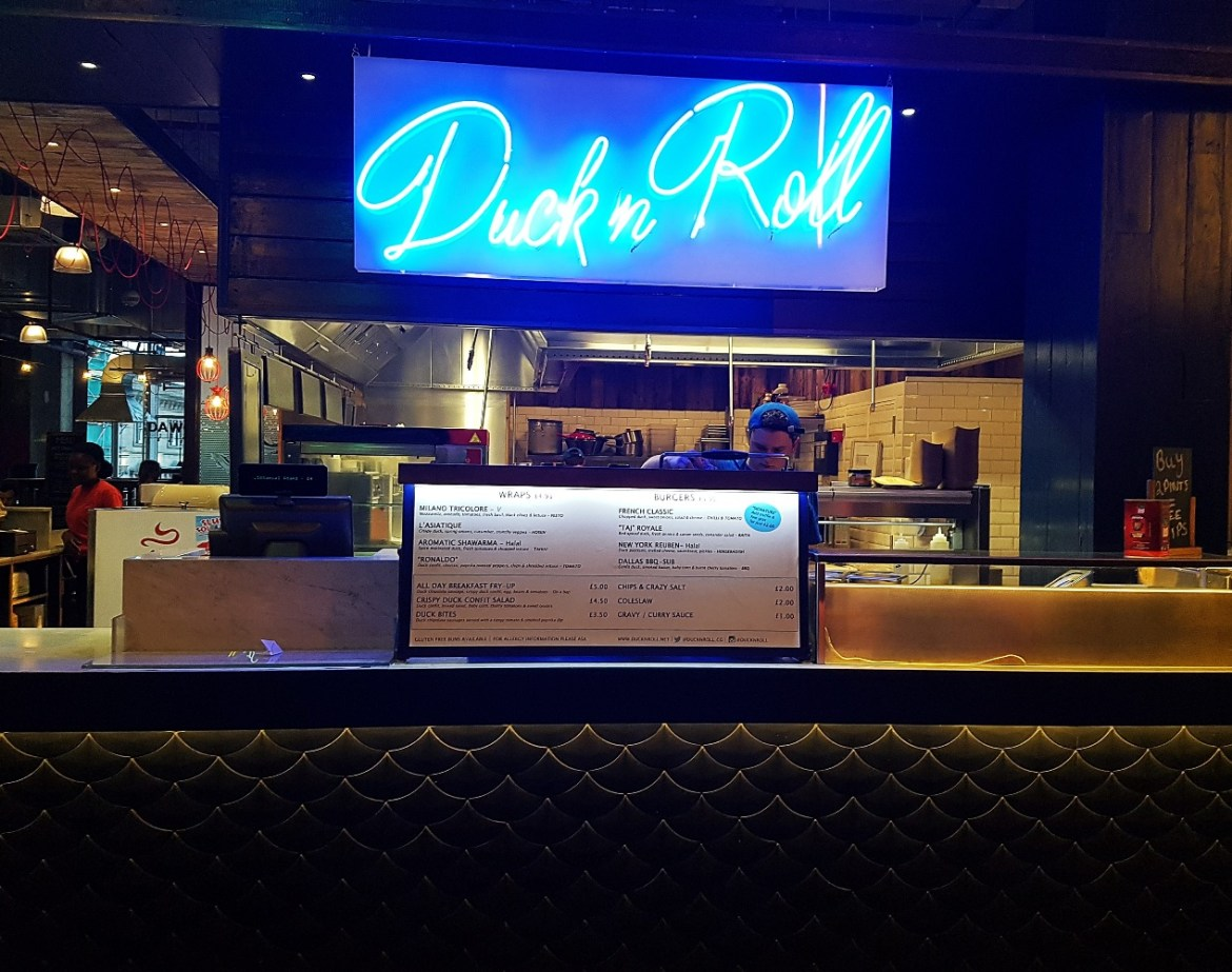 Trinity Kitchen Duck n Roll