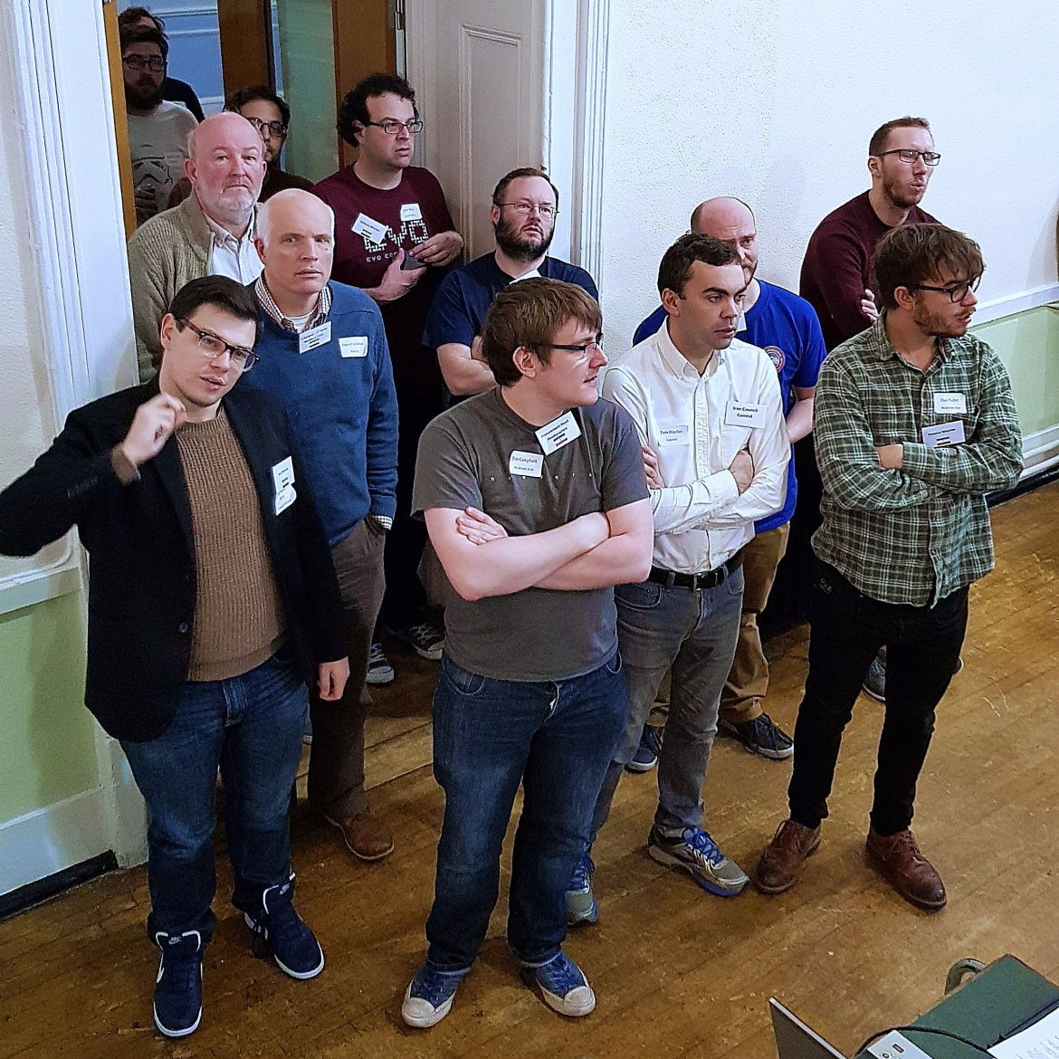 The reaction of the Iranian team - Undeniable Victory Megagame After Action Report by BeckyBecky Blogs