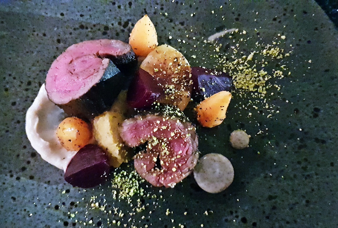 Beef sous vide in coffee at Vice and Virtue Leeds - February 2018 Monthly Recap by BeckyBecky Blogs