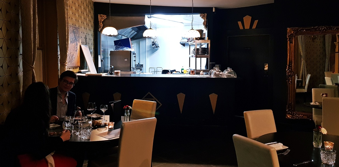 The restaurant - Vice and Virtue Leeds Restaurant Review by BeckyBecky Blogs