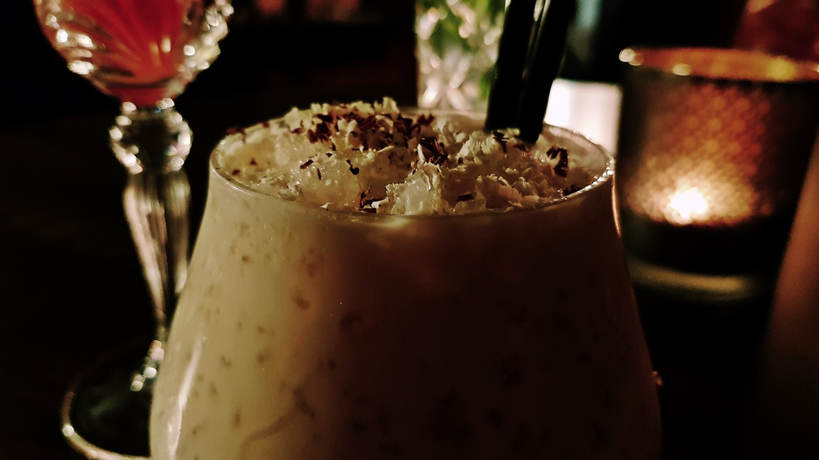 Salted Caramel White Russian - Vice and Virtue Leeds Restaurant Review by BeckyBecky Blogs