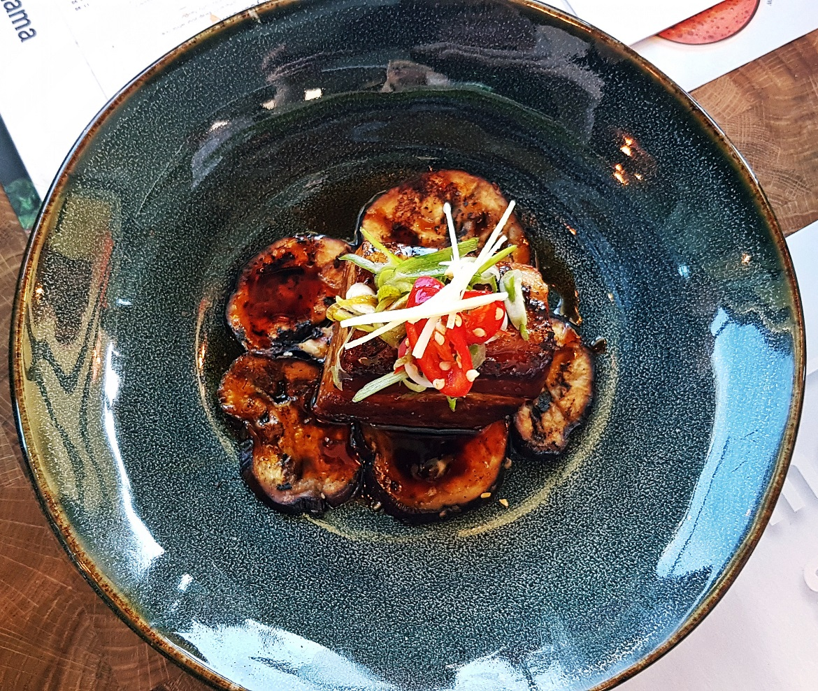 Sticky pork belly - Wagamama Menu Pairing, Review by BeckyBecky Blogs