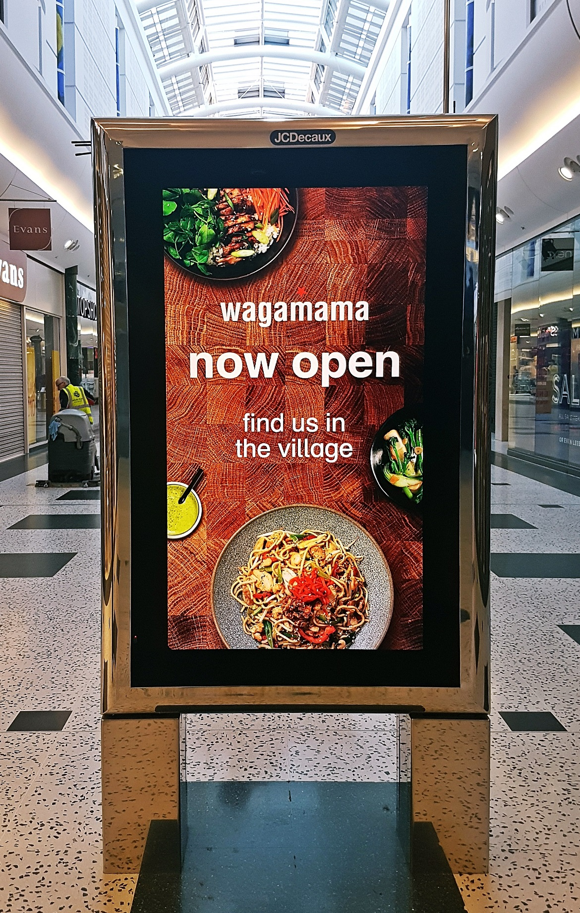 The Village at White Rose Leeds - Wagamama Menu Pairing, Review by BeckyBecky Blogs