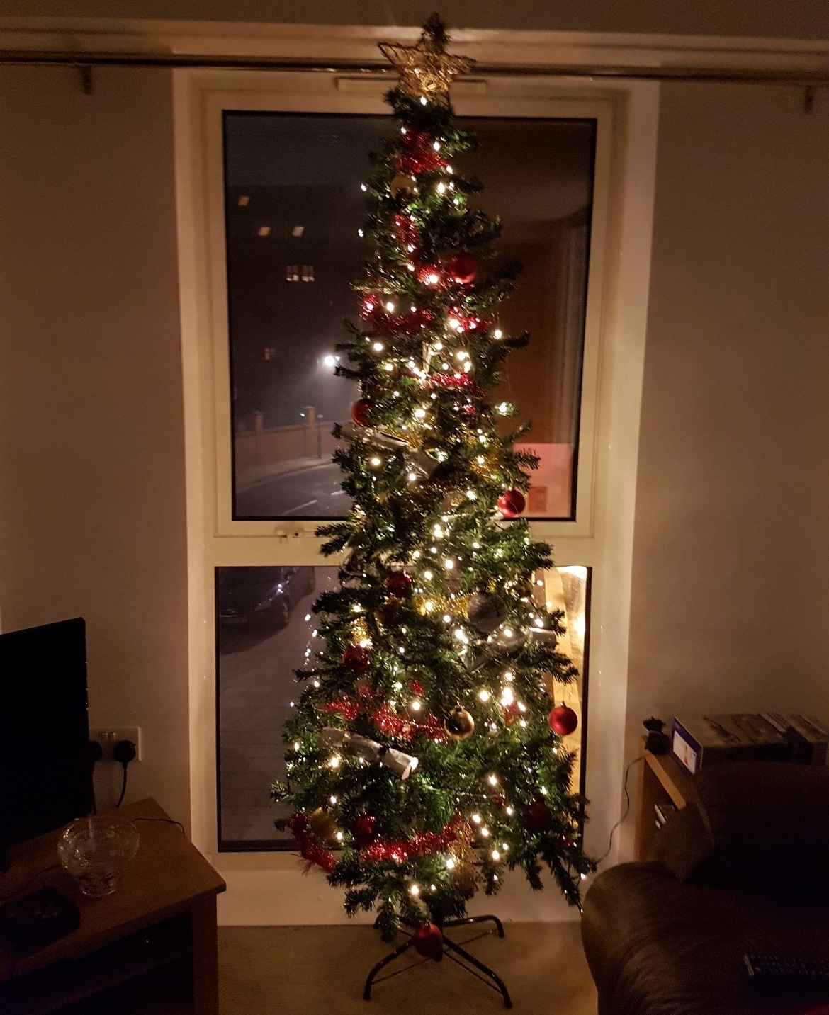 Christmas Tree - Surviving Winter as a Summer Lover by BeckyBecky Blogs