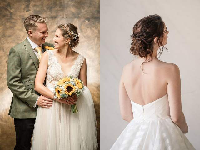 tips for choosing your wedding hair sylist | hertfordshire