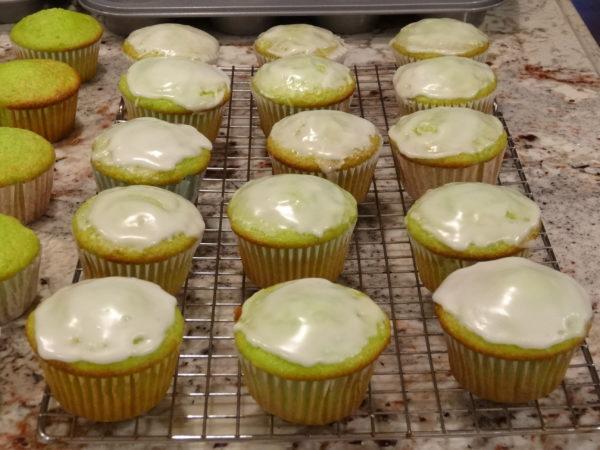 glaze for keylime cupcakes
