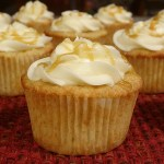 Caramel-apple-cupcakes