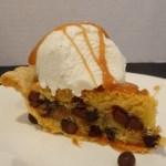 Chocolate Chip Cookie Pie