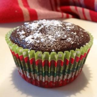 WW Brownie Cupcake