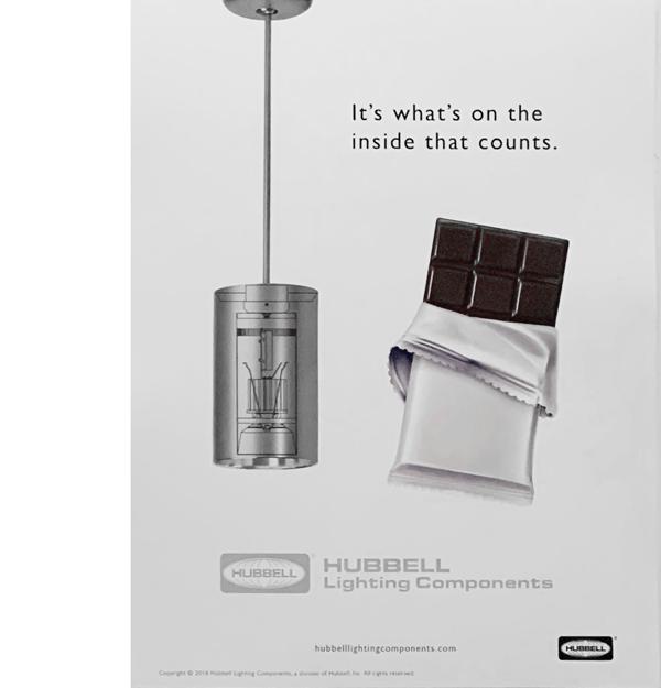 hubbell lighting components rebranding