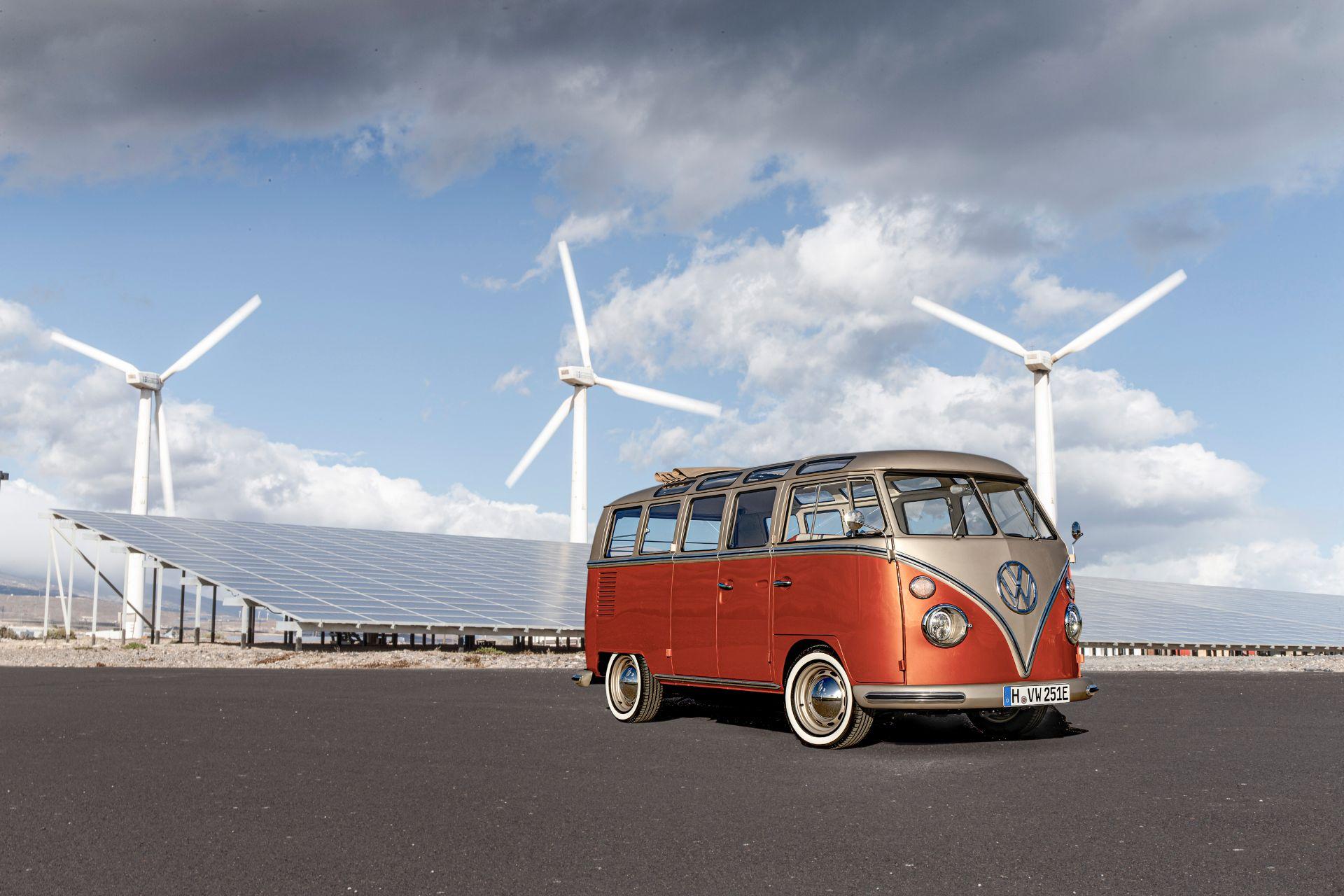 VW e Bulli Concept 1