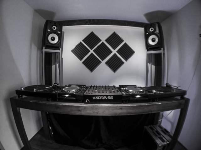 dj studio for hire