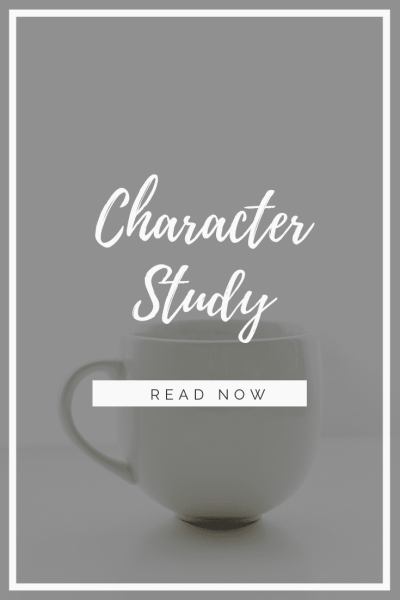 How to do a Character Bible Study
