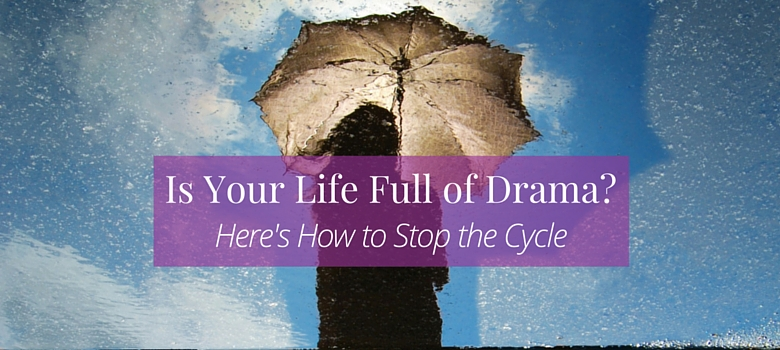 Is your life full of drama? Click the image to learn more about the empowerment dynamic and discover how you can break free from drama in your life >>>   www.becomingwhoyouare.net
