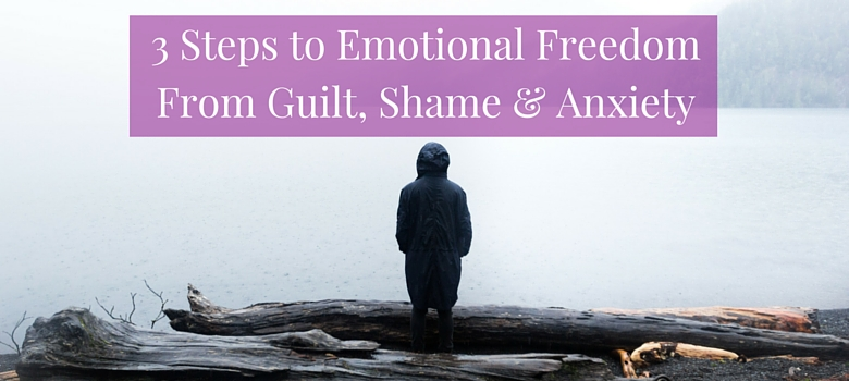 Emotional freedom from feelings like guilt, shame and anxiety is possible. Really! Click the image to discover more and download your free ebook >>> | www.becomingwhoyouare.net