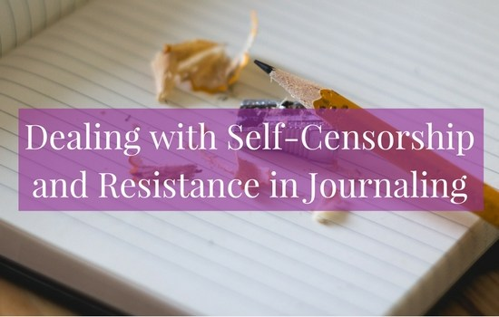 Do you struggle with self-censorship in journaling? This episode is for you.