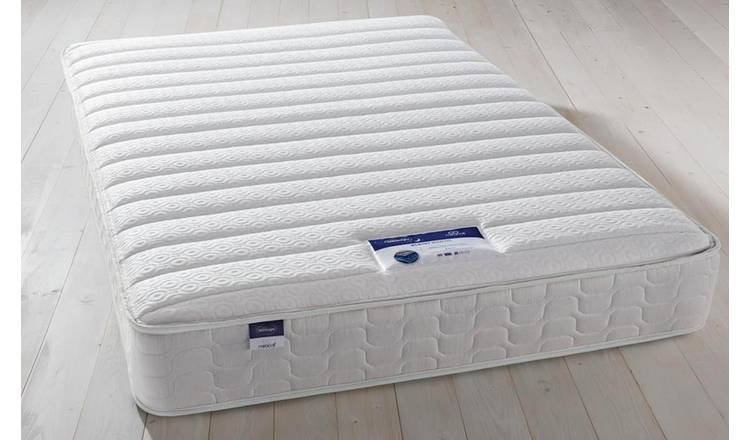 Silentnight Hatfield Memory Foam Double Mattress