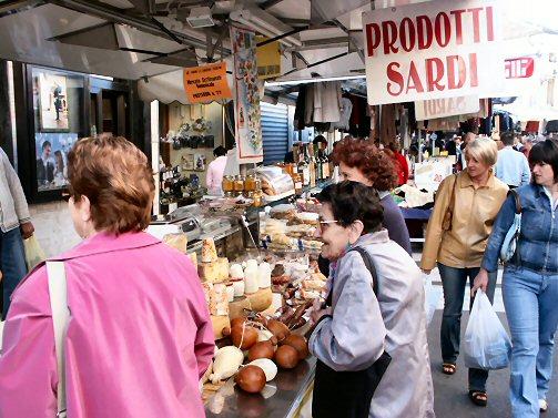 Camisano farmers market