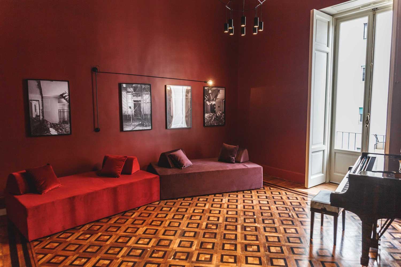 Relais della Porta Napoli (lounge)